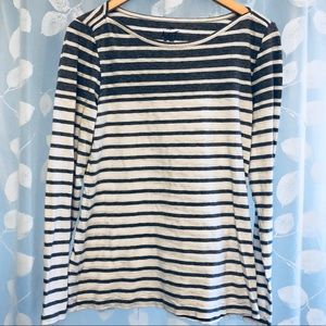J. Crew Stripe Shirt